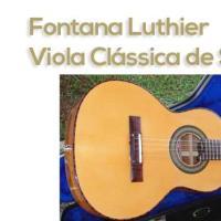 FONTANA - Viola Clássica de Sassafras